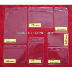 id card tag holder